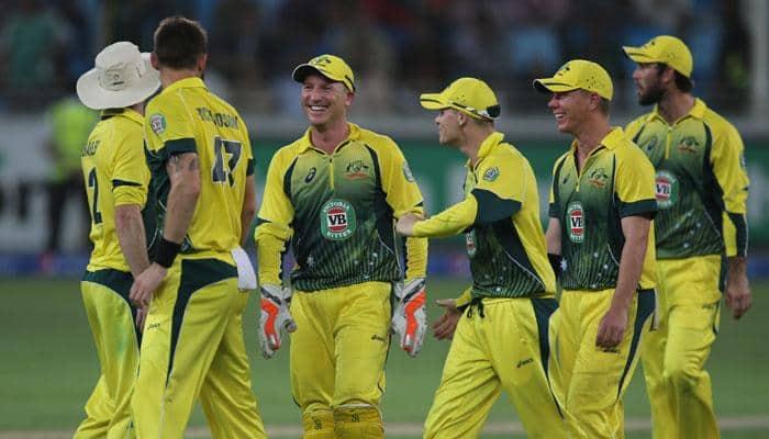 Australia beat Pakistan by one run for series sweep