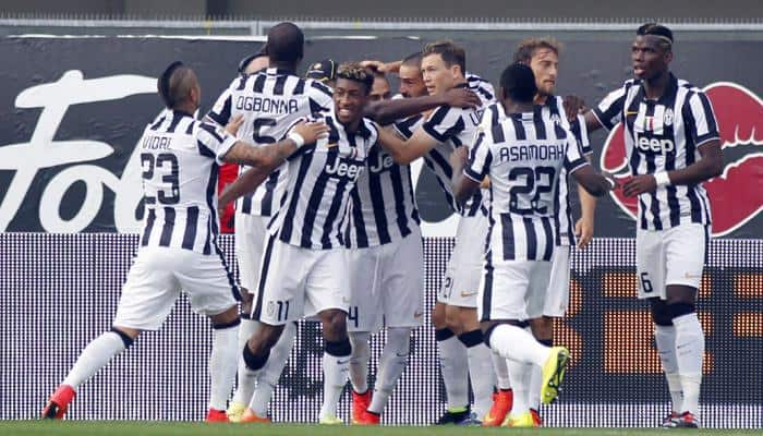 Juventus go to Sassuolo as AS Roma remain defiant