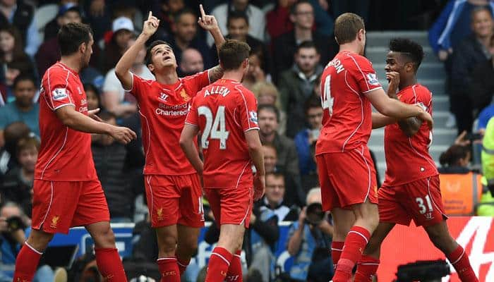 Raheem Sterling makes a point as Reds win thriller at QPR