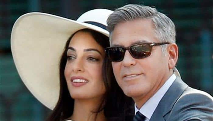 George Clooney to throw another wedding party?