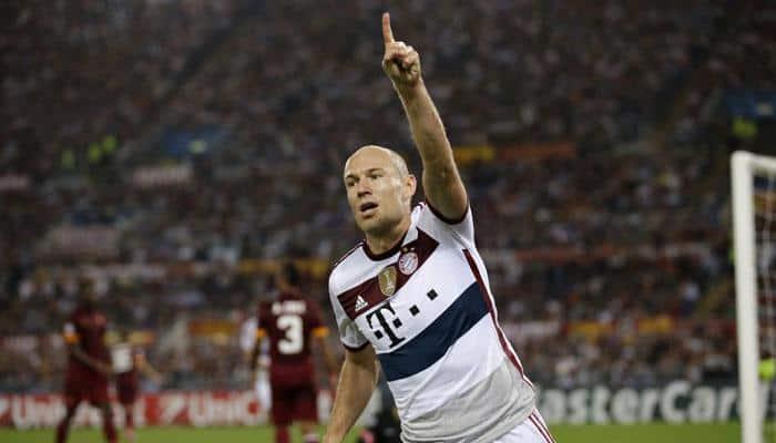 Champions League: Seven-goal Bayern Munich tear sorry AS Roma apart