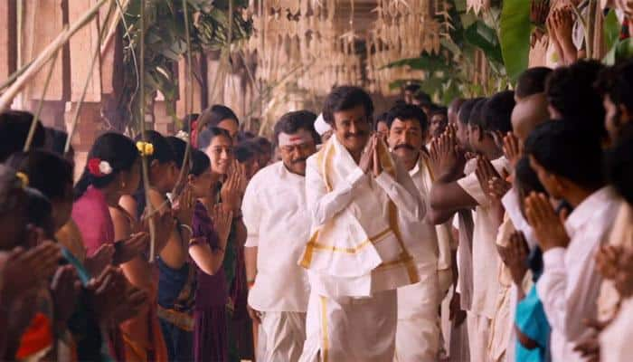 Watch: Superstar Rajinikanth's 'Lingaa' teaser takes fans by storm