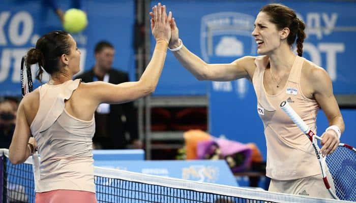 Petkovic beats Pennetta for Sofia title