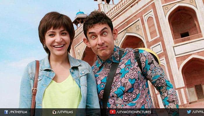 PK movie stills