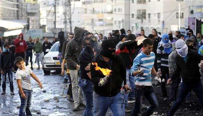 Clashes at Jerusalem refugee camp as EU urges progress