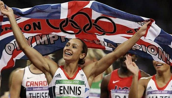 Jessica Ennis-Hill targets strong showing in Beijing World Championships