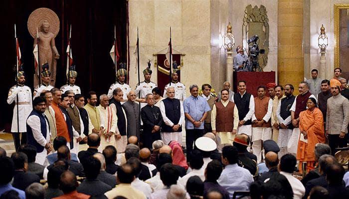 PM Narendra Modi's Cabinet expansion