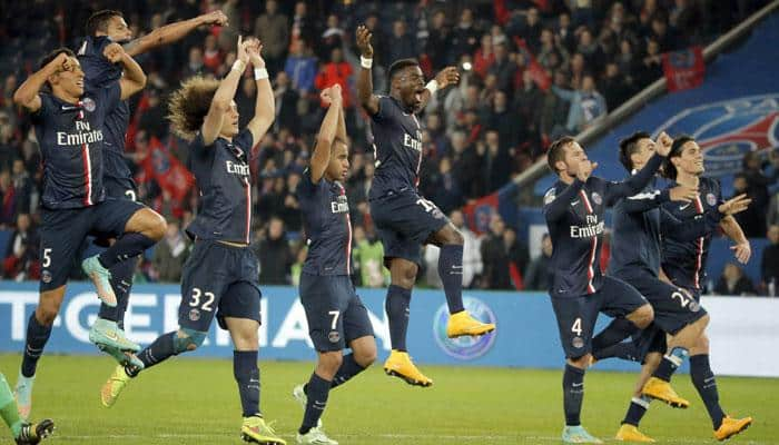 PSG too strong for Marseille as Ligue 1 race tightens