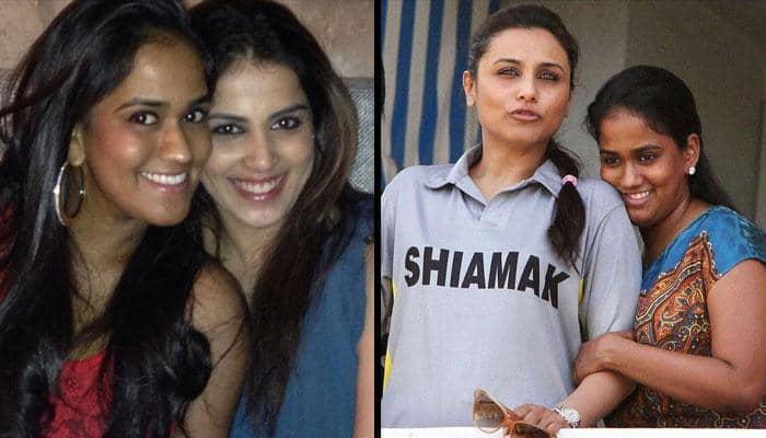 Pics: Celebs with Salman's sister Arpita Khan