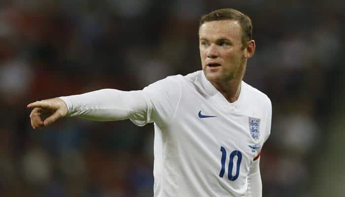 Wayne Rooney proud of 100 England caps but wants a trophy