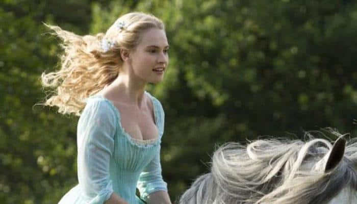 The trailer for Disney's 'Cinderella' released