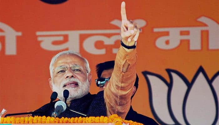 Vote for BJP, end dynasty politics in Jharkhand: PM Narendra Modi