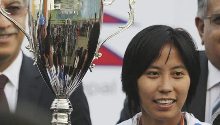 India women thrash Nepal 6-0 to win SAFF football championship
