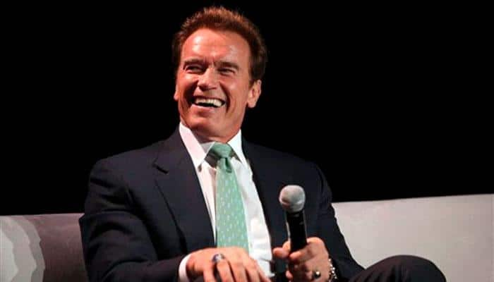 I like to come to India: Arnold Schwarzenegger