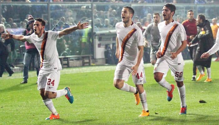 Roma recover from first-minute shock to beat Atalanta