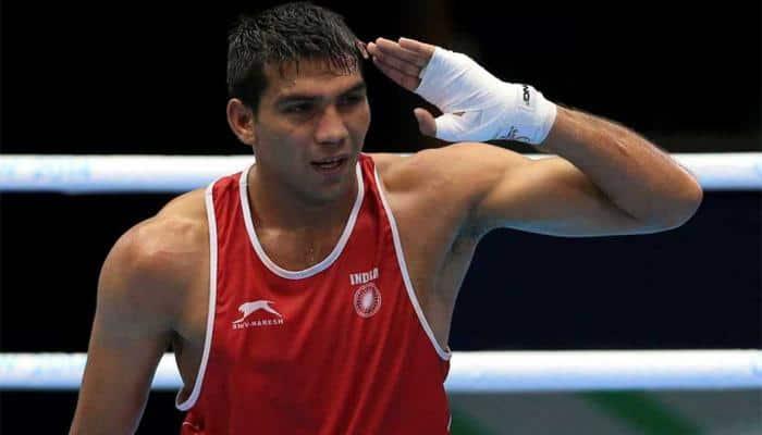Boxer Manoj Kumar finally receives Arjuna Award; lashes out at Kapil Dev