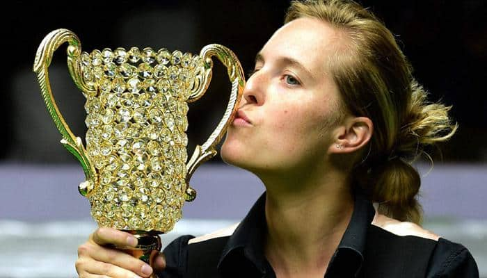 Wendy Jans bags hat-trick of women's titles in World Snooker