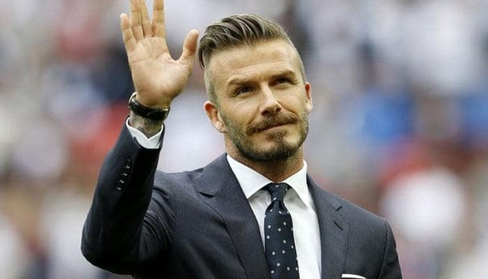 David Beckham ready to launch his own fashion line