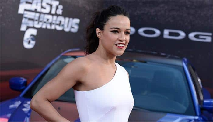 Michelle Rodriguez backs 'Free the Nipple' cause though feels could lead to rape