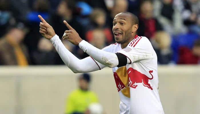 Ronaldo, Romario reinvented striker's role: Thierry Henry