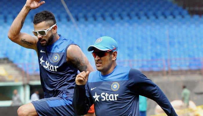 Indians focused on first Test as skipper MS Dhoni arrives