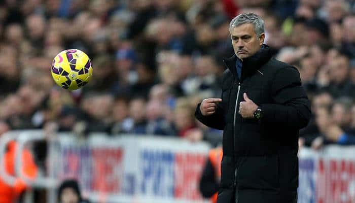 Jose Mourinho rails at time-wasting fans and ball boys