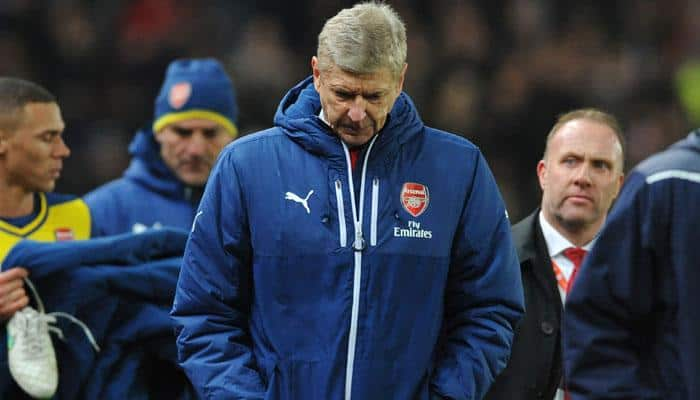 Arsene Wenger's Arsenal suffer humiliating 2-3 defeat at Stoke City