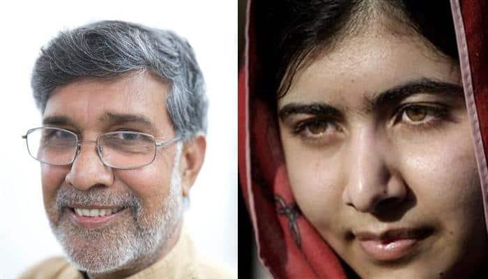 Press conference of Kailash Satyarthi, Malala Yousufzai in Oslo: As it happened 