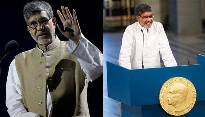 Kailash Satyarthi, messiah of thousands of smiles, returns home with Nobel