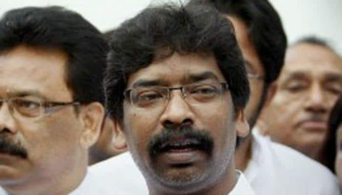 Jharkhand polls: Hemant Soren describes BJP as 'loot' party