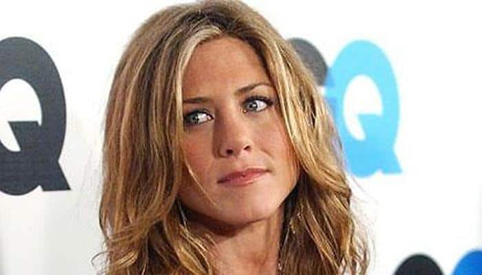 I was cranky when I stopped exercising for 'Cake': Aniston