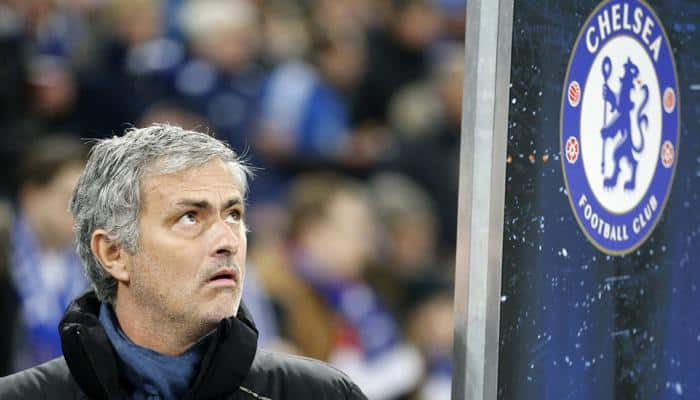 Chelsea unflustered by Manchester City surge, says Jose Mourinho