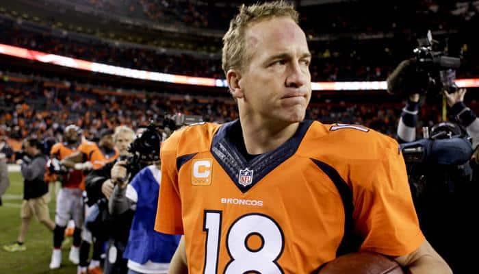 Peyton Manning leads NFL-high nine Broncos into Pro Bowl