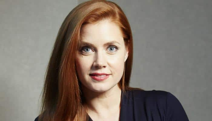 Amy Adams 'uncomfortable' talking about Sony hack