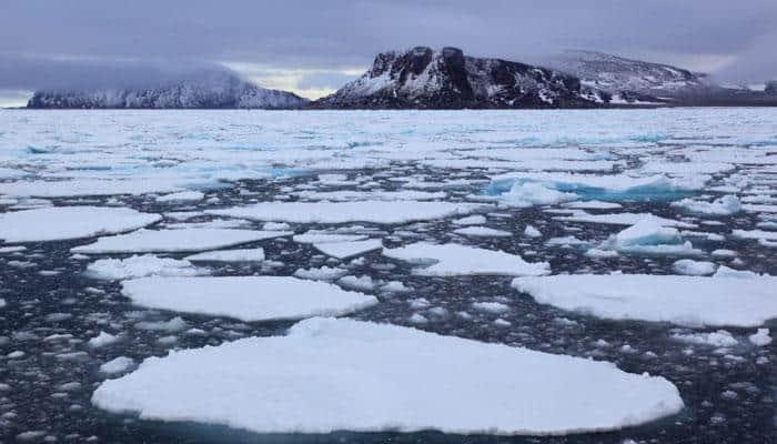 Arctic and Antarctic ice isn't melting: Expert