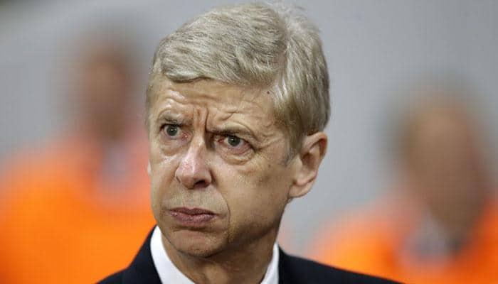 Arsene Wenger facing up to Olivier Giroud blow