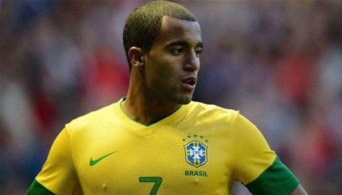 Europe the place to be for Brazil`s Lucas