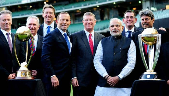 """Couldn't bat or bowl, but could """"sledge"""", says Australian PM"""