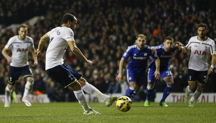 Chelsea's Mourinho suffers tactical break-down in Tottenham