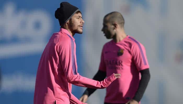 Neymar best Brazilian player in European football