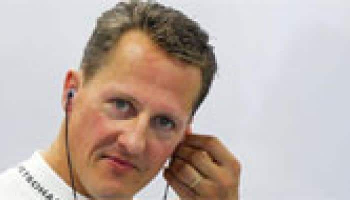'Stricken' Michael Schumacher reportedly cries on hearing voices of loved ones