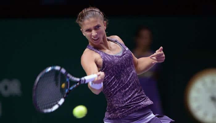 Sara Errani heads Rio Open women's tennis draw