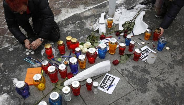 Football grounds to honour Charlie Hebdo attack victims