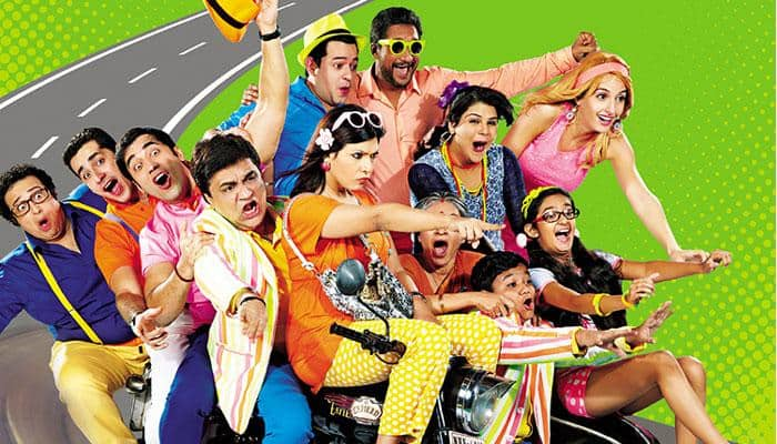 'Crazy Cukkad Family' is a career comeback for me: Kushal Punjabi