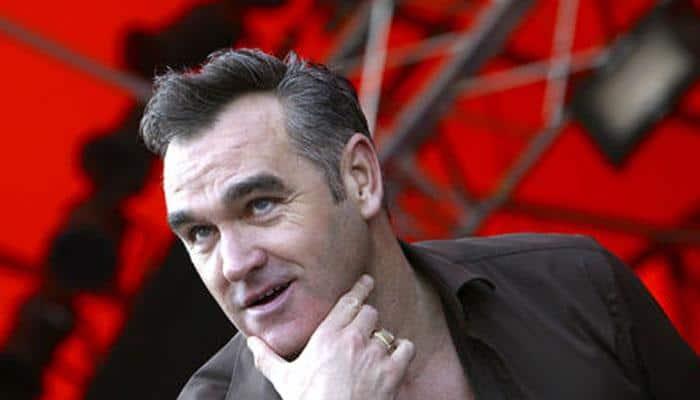 Morrissey announces UK tour for Spring 2015