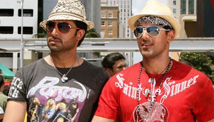 'Dostana' duo John, Abhishek in 'Hera Pheri 3'?