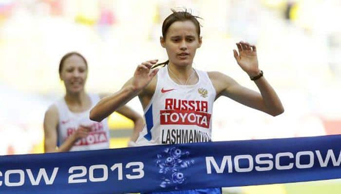 Banned Olympic walk champion probed over race claim
