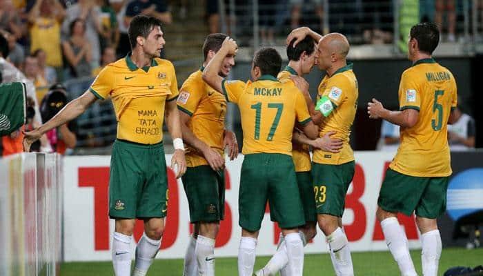Australia's Chris Herd out of Asian Cup, Mile Jedinak unsure of return