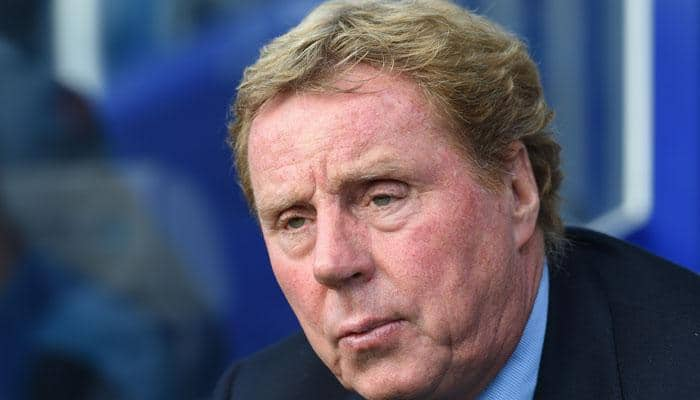 Harry Redknapp going nowhere says QPR chief Tony Fernandes