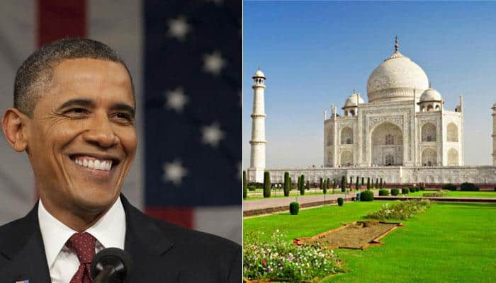 Obama visit: Taj Mahal to remain shut, Agra Expressway may be closed briefly on Jan 27